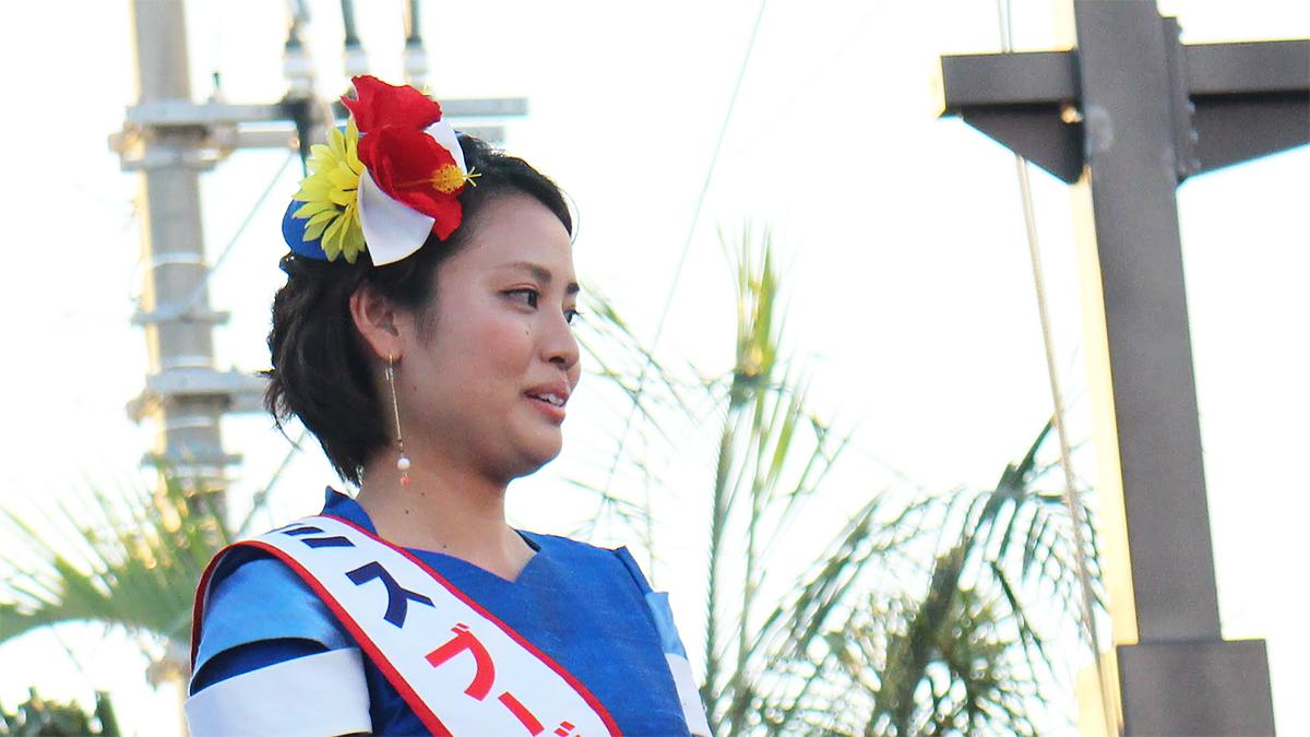【インタビュー】第44代 ミス宮古島 ブーゲンビレア 宮国 美里さんに聞きました!